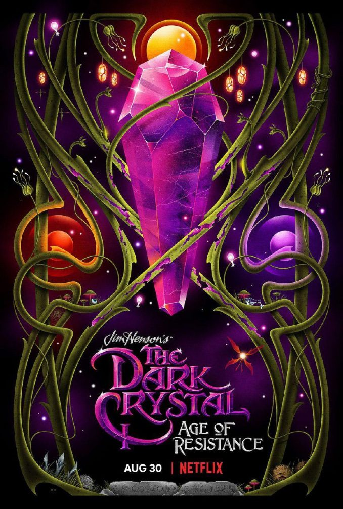 Dark Crystal Age of Resistance Poster