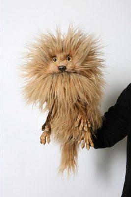 Dark Crystal Fizzgig Puppet