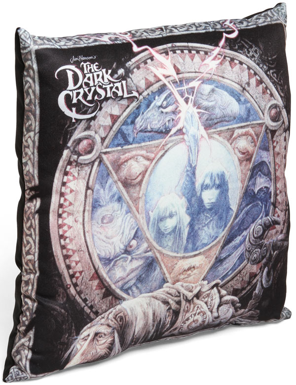 Dark Crystal Plush Pillow