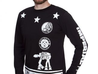 Dark Forces Long Sleeve Tee