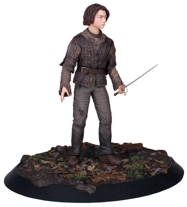 Dark Horse Deluxe Game of Thrones Arya Stark Statue