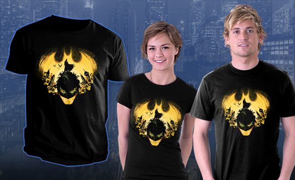 Dark Knightmare T-Shirt