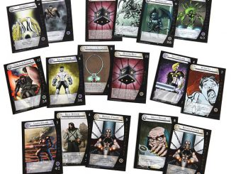 Dark Legacy Card Game