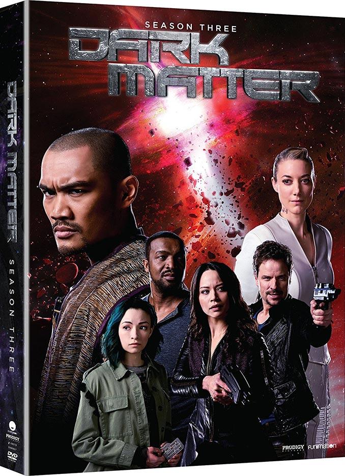 Dark Matter Season 3 DVD