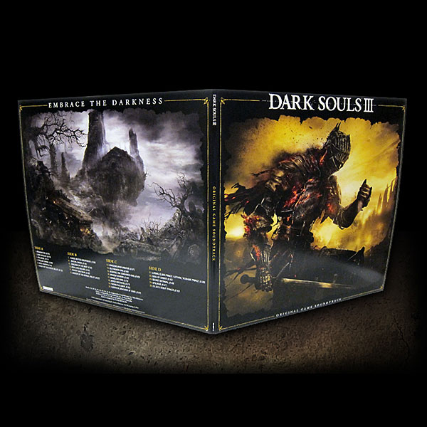 Dark Souls III - Exclusive Double LP