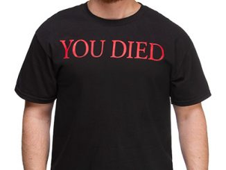 Dark Souls You Died Tee