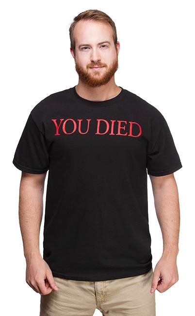 Dark Souls You Died Tee