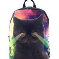 Dark Star Kitty Backpack