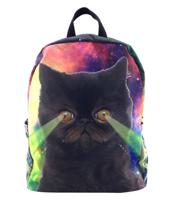 Dark Star Kitty Backpack