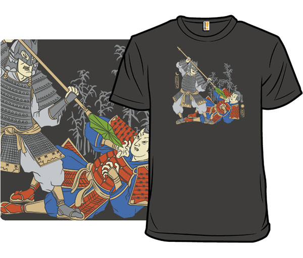 Dark VS Light DC Shirt