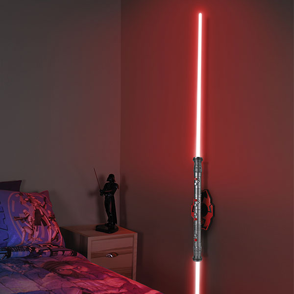 Darth Maul Double Bladed Lightsaber Room Light