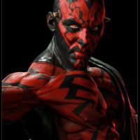 Darth Maul Mythos Statue