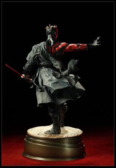Darth Maul Star Wars Mythos Statue