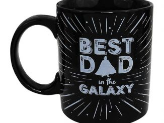 Darth Vader Best Dad In The Galaxy Mug