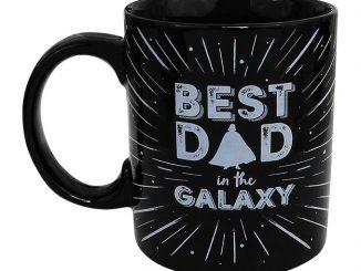 Darth Vader Best Dad In The Galaxy Mug