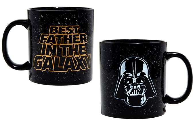 Darth Vader Best Father In The Galaxy Mug