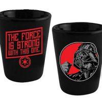 Darth Vader Ceramic Shot Glass