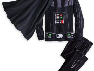 Darth Vader Costume Pajama Set