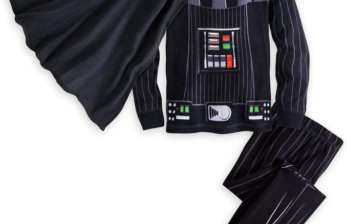 Darth Vader Costume Pajama Set