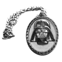 Darth Vader Dark Side Necklace