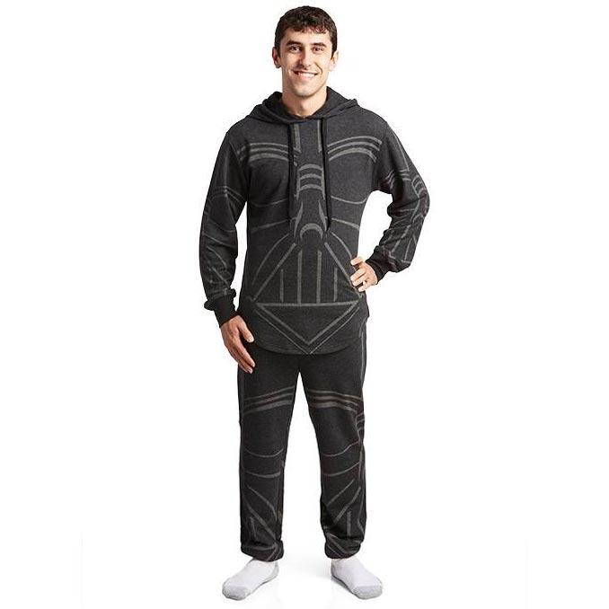 Darth Vader Face Pajamas