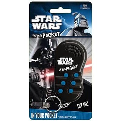 Darth Vader In Your Pocket