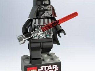 Darth Vader LEGO Star Wars Keepsake Ornament
