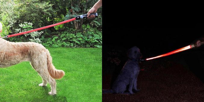 Darth Vader Lightsaber Dog Lead