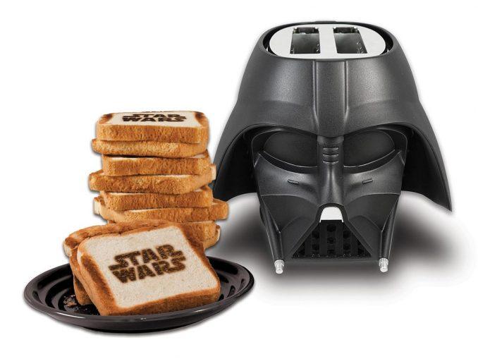 Darth Vader Molded Toaster