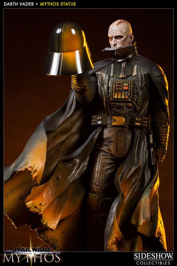 Darth Vader Mythos Polystone Statue