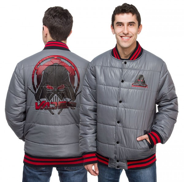 Star Wars Darth Vader Puff Jacket