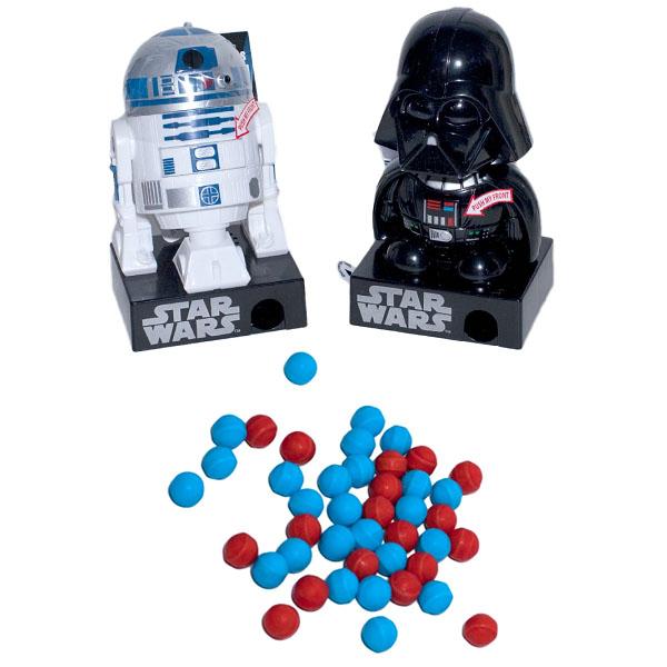 Darth Vader & R2-D2 Candy Machines