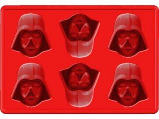 Darth Vader Silicone Ice Tray