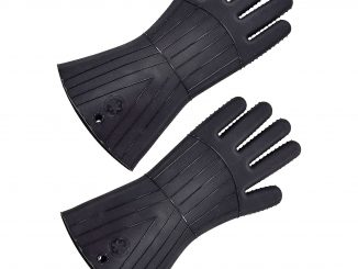 Darth Vader Silicone Oven Gloves