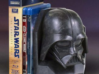 Darth Vader Stoneworks Faux Marble Bookends