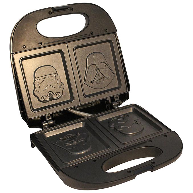 Darth Vader and Stormtrooper Panini Press