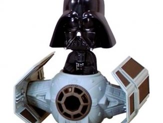 Darth Vader TIE Fighter Bobblehead