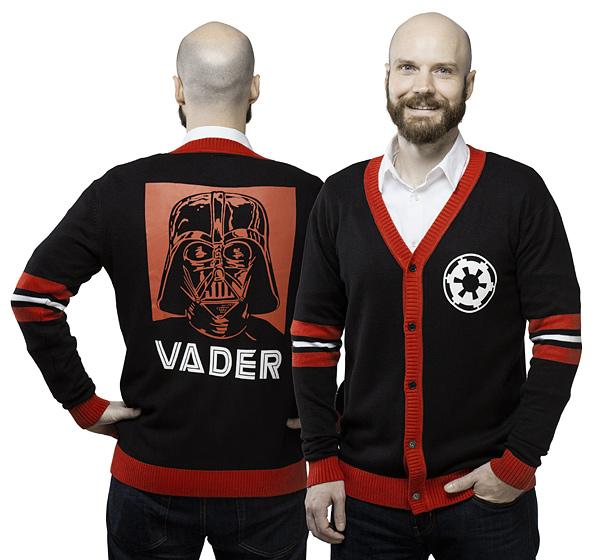 Darth Vader Unisex Cardigan