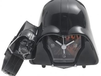 Darth Vader Watch Clock Set