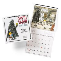 Darth Vader and Son 2014 Wall Calendar