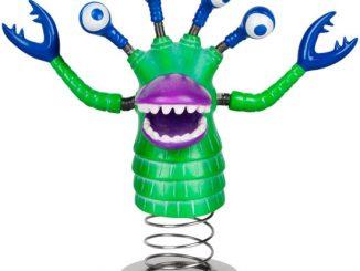 Dashboard Monster Bobble Head