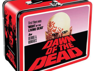Dawn Of The Dead Large Fun Box Tin Tote