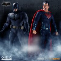 Dawn of Justice Batman and Superman