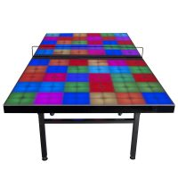 De Illuminating Table Tennis
