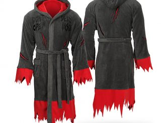 Dead Inside Walking Dead Robe