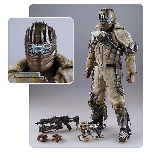 Dead Space 3 Isaac Clarke Snow Suit Version Action Figure