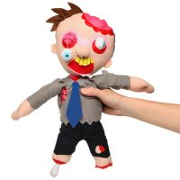 Dead Ted Zombie Plush