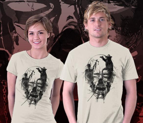 Dead Walker Shirt