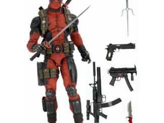 Deadpool 1 4 Scale Action Figure