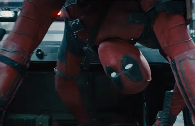 Deadpool 2 Trailer With Cable